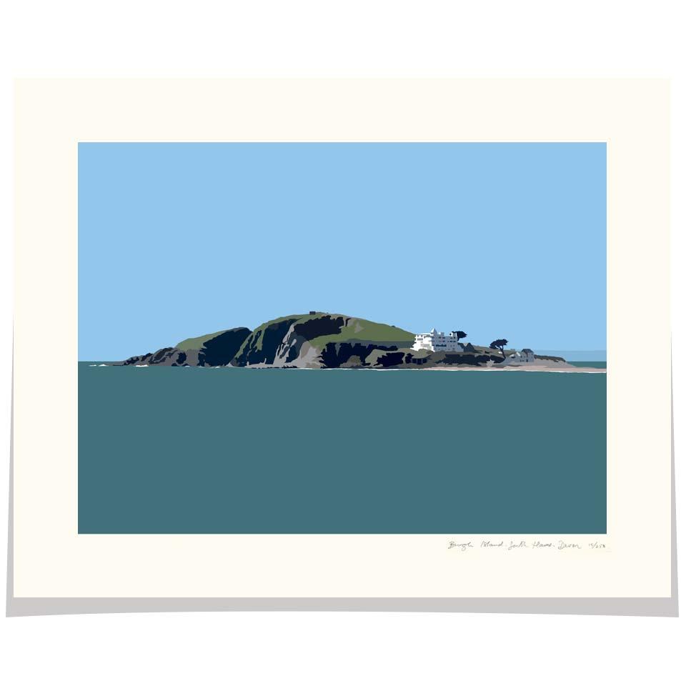 Burgh Island South Hams Devon