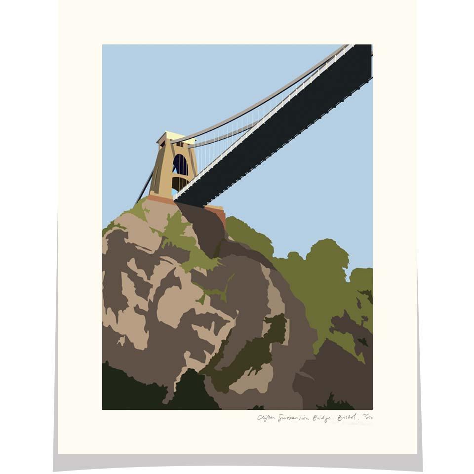 Clifton Suspension Bridge Avon Gorge Bristol