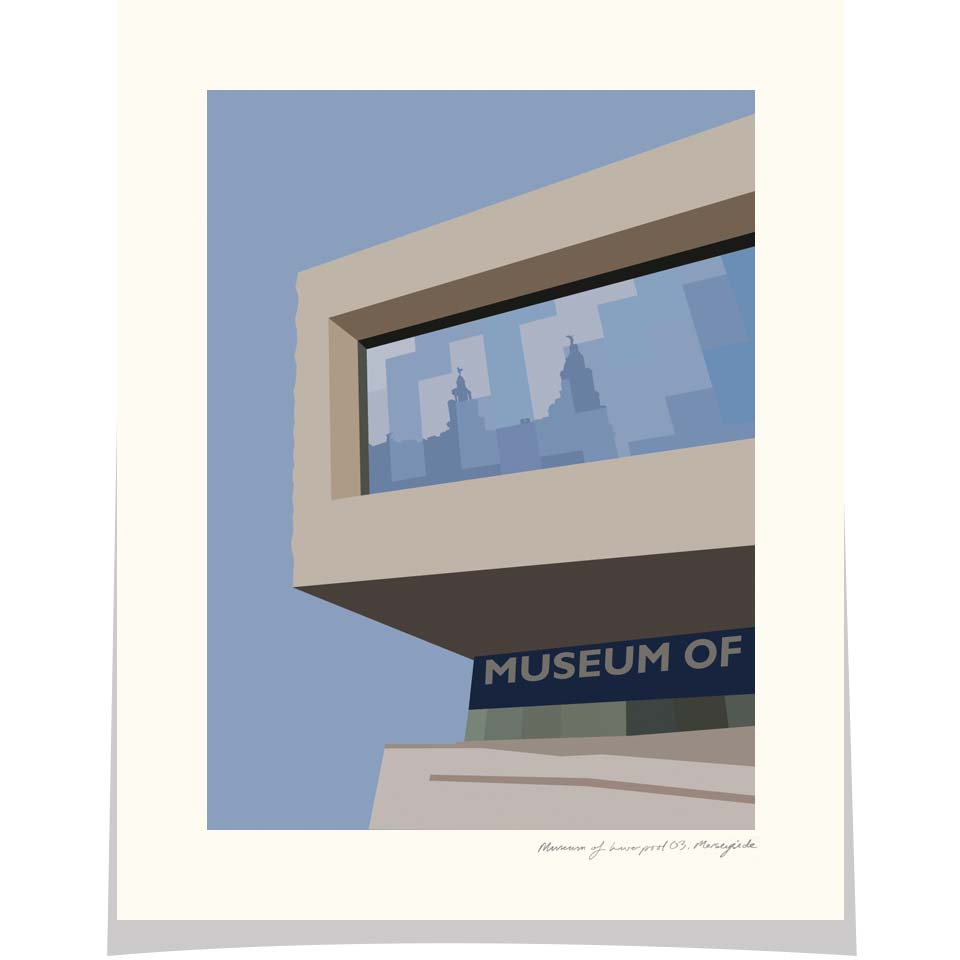 Museum of Liverpool No.3 Merseyside