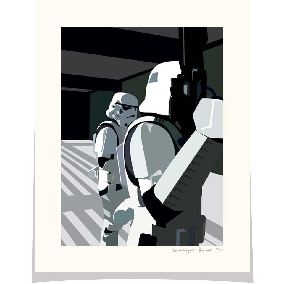 Stormtroopers, Bristol