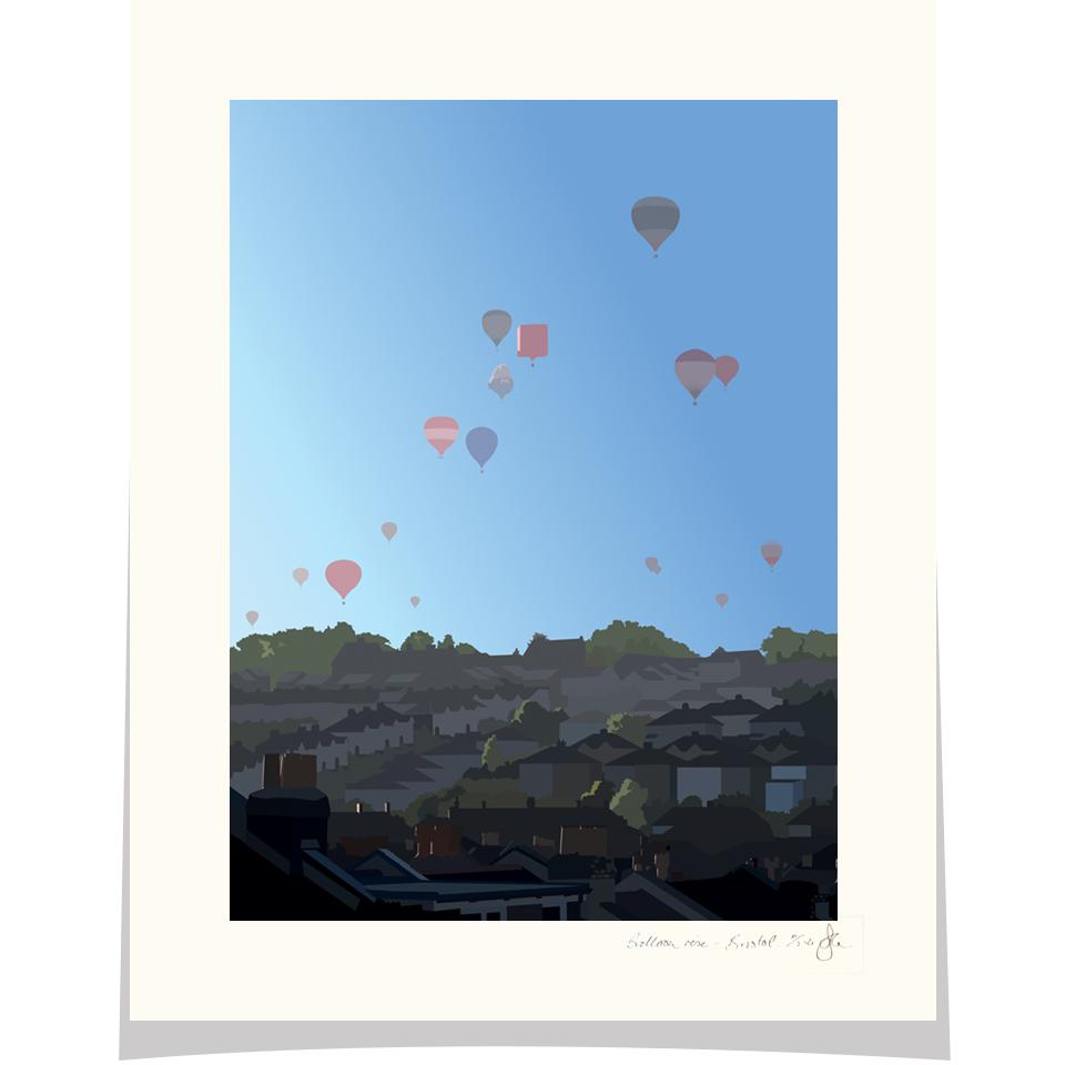 balloon fiesta bristol summer